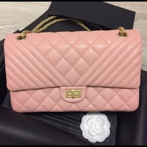 Handbags - Authentic CHANEL Caviar Quilted Mademoiselle Flap